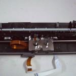 正常に印刷できない 機種:ワープロ HX-5