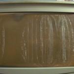 ワープロの画面表示がおかしい 機種:富士通 30LX401